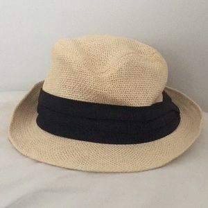 Fedora hat from Target